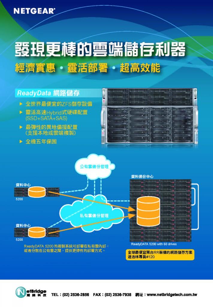 【iThome 653期 2014.3.28】發現更棒的雲端儲存利器-ReadyDATA