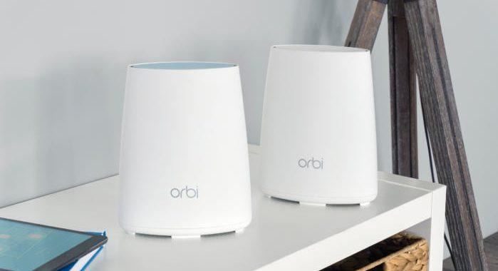 NETGEAR Orbi RBK40 Mesf WiFi 路由器