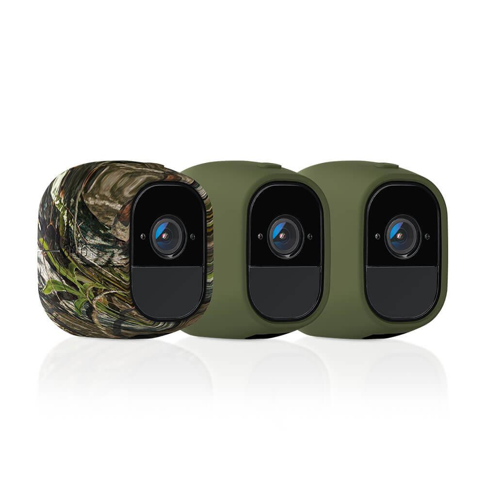VMA4200 Arlo 鏡頭專用保護套-迷彩