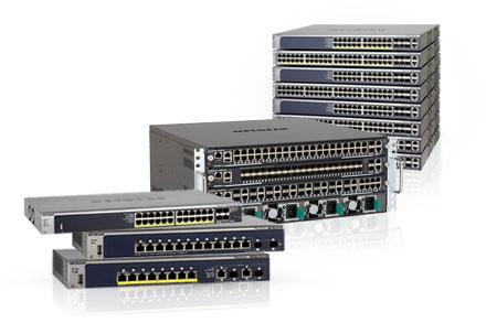 NETGEAR-全網管交換器