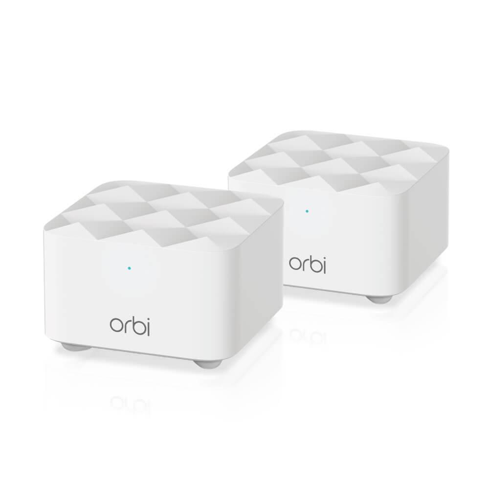 Orbi 雙頻Mesh WiFi延伸系統(RBK12)