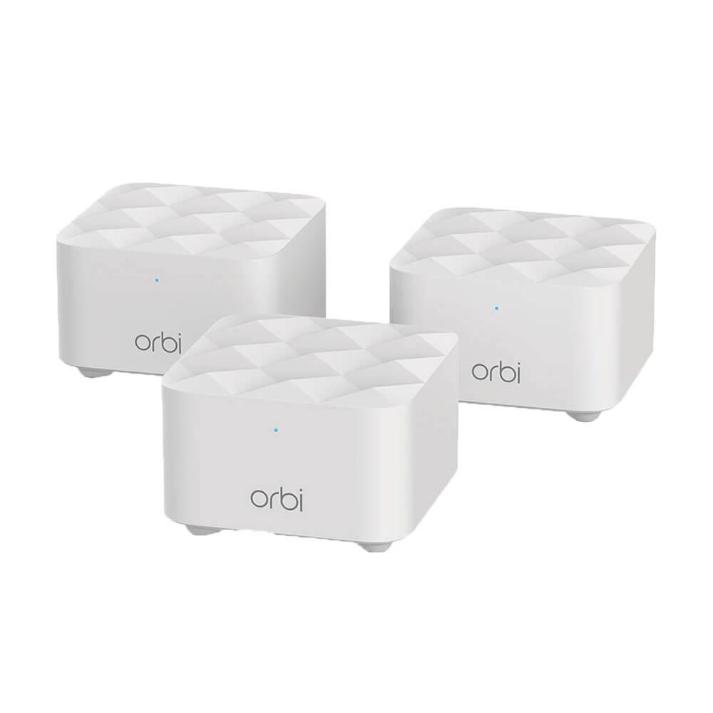 Orbi 雙頻Mesh WiFi延伸系統(RBK13)