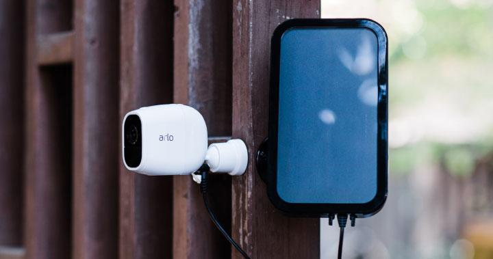 需要在戶外安裝攝影機嗎? 使用充電電池+太陽能充電 完美解決供電問題!