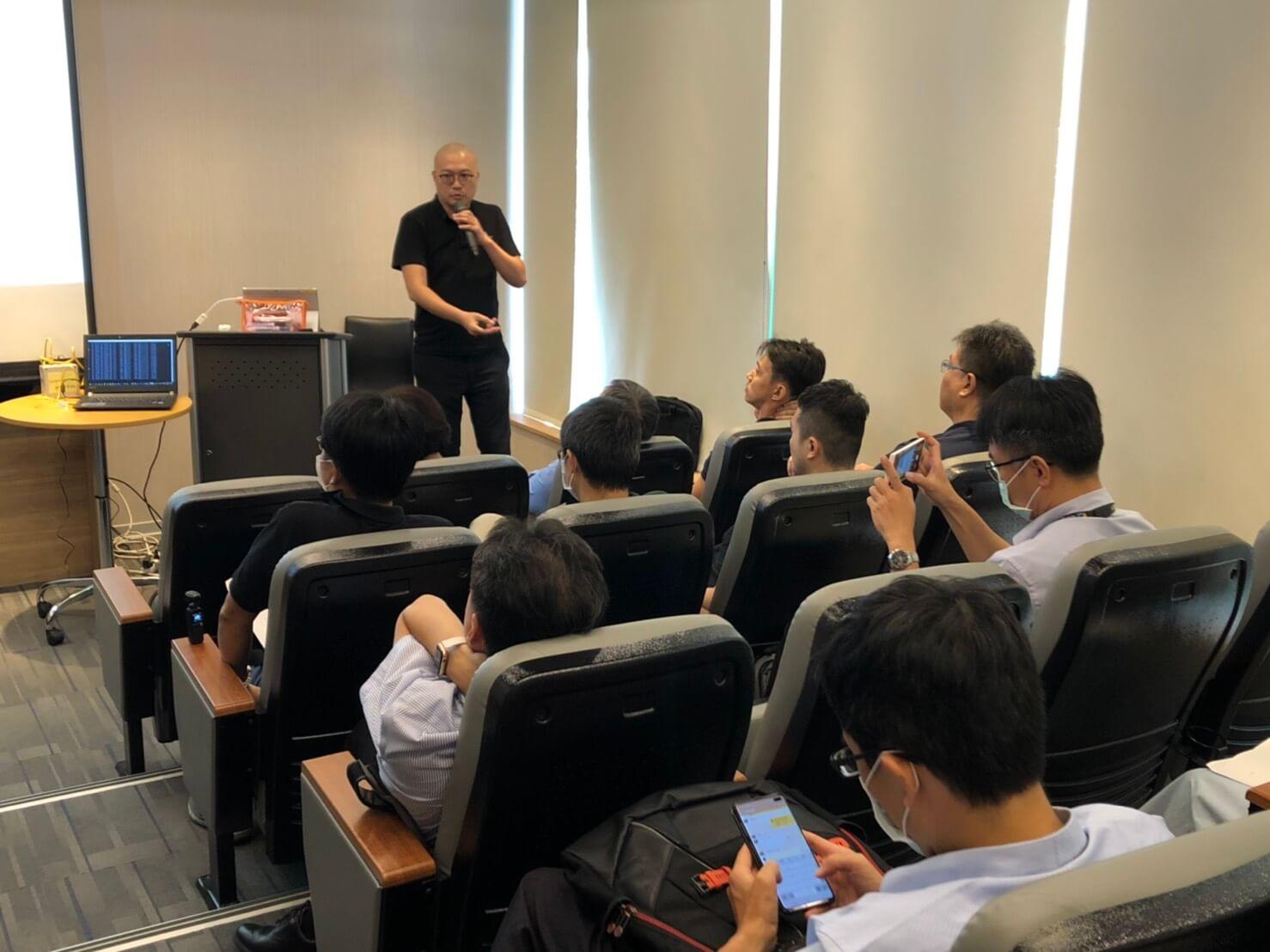 瀚錸IoT發表會-2