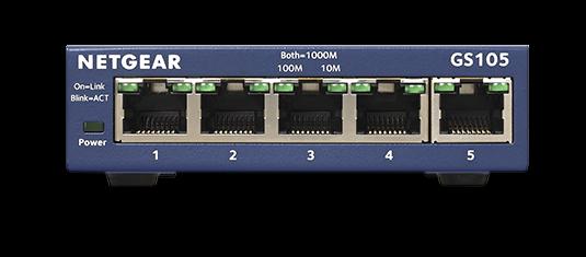 NETGEAR GS105-6
