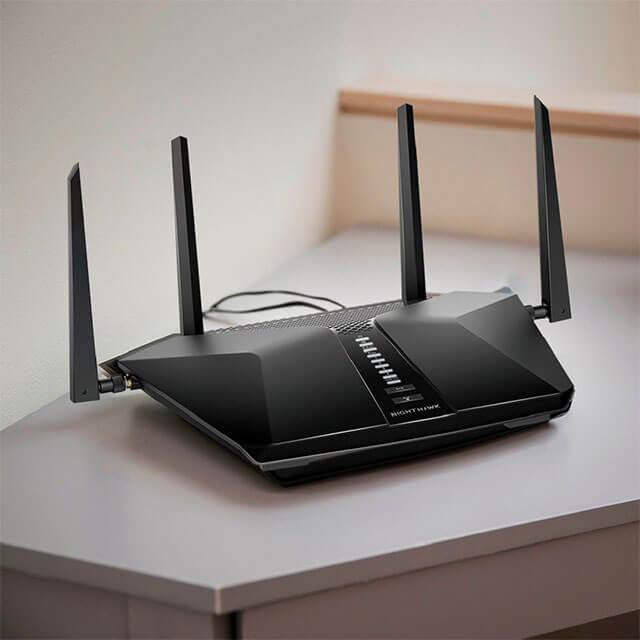 RAX50 AX5400 6串流 雙頻 WiFi 6 智能路由器