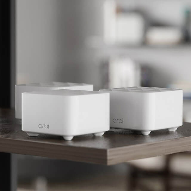 Orbi AC1200 雙頻 Mesh WiFi 延伸系統