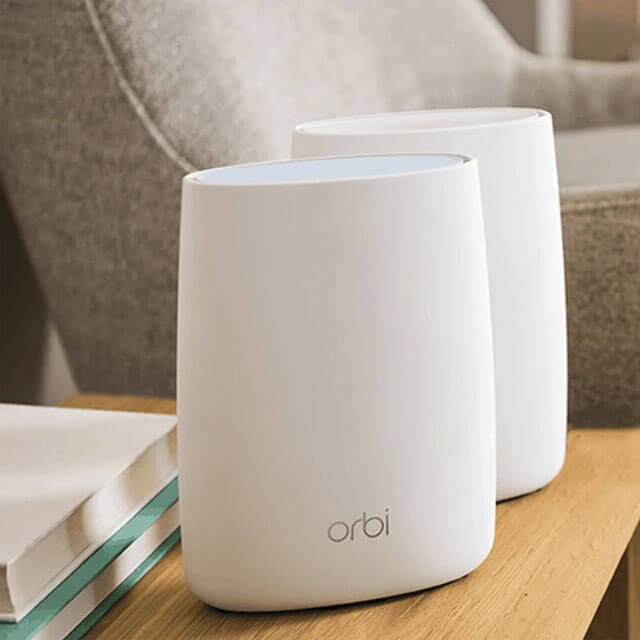 Orbi AC3000 三頻 Mesh WiFi 延伸系統