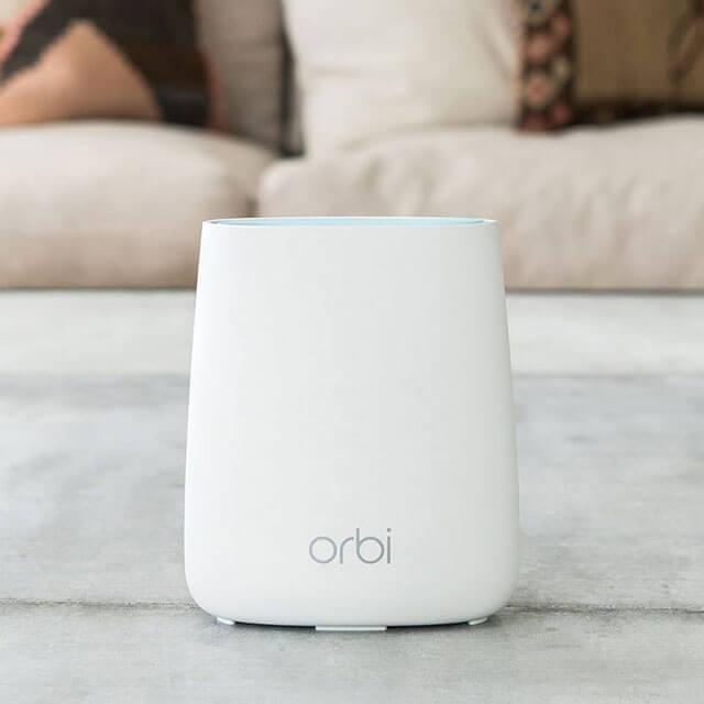 Orbi 三頻 WiFi 延伸衛星 RBS20