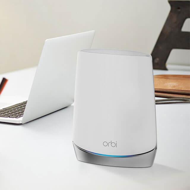 Orbi 三頻 WiFi 6 延伸衛星 RBS750