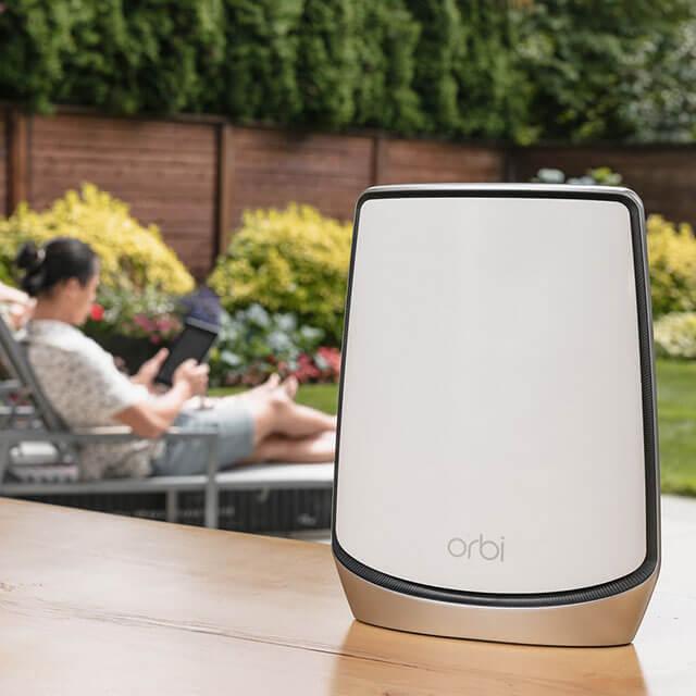 Orbi 三頻 WiFi 6 延伸衛星 RBS850
