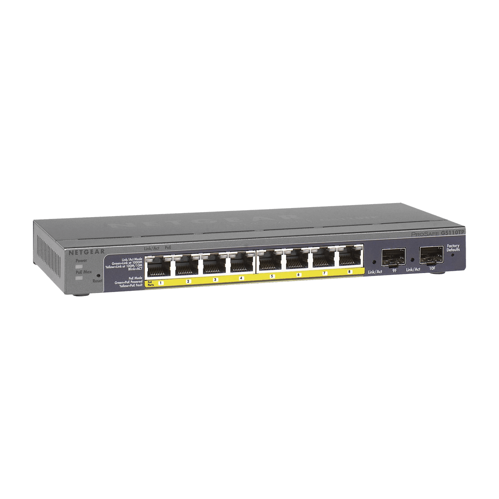 NETGEAR GS110TPv3