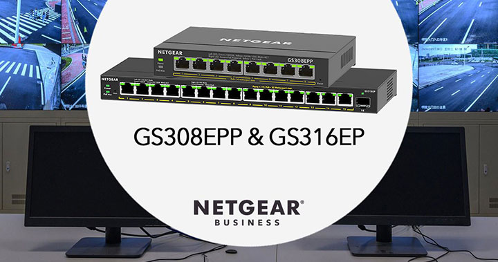 NETGEAR GS316EP-GS308EPP
